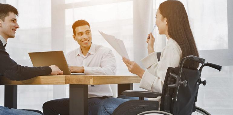 Mentoring σε ΑμεΑ για την ένταξή τους στην αγορά εργασίας